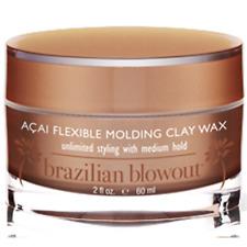 brazilian blowout Acai Flexible Molding Clay Wax, 2 fl. oz.?