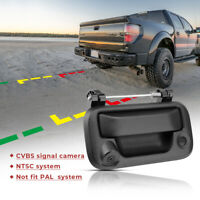 Tailgate Handle with Rear View Camera Backup Camera For Ford F150/F250/F350/F450