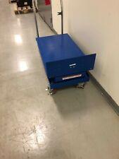 Industrial Lift Cart Vestil 500 Lt. Horizontal and Vertical Lift