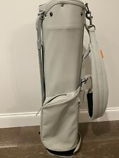 SL1 Golf Bag Gray Brand Customizable