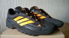 ADIDAS adiStar Men's Black Orange Torsion Hockey Shoes Trainers 13 UK 48 2/3 EU