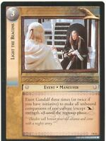 Lord Of The Rings CCG Card RotK 7.R43 Light Of The Beacons