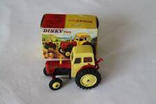Tracteurs miniatures rouges Dinky