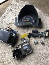09-14 Nissan Pixo 1.0 Ecu Kit BCM 3392068K00 068K0 68K10 Lock Keys