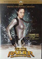 Brand New DVD Lara Croft: Tomb Raider Angelina Jolie Jon Voight Iain Gle