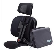 Wayb Pico Travel Car Seat and Travel Bag Bundle Forward-Facing Portable and Fold