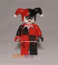 Lego Harley Quinn from set 6857 Funhouse Escape + 71229 Super Hereos sh024 NEUF