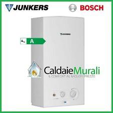 SCALDABAGNO A GAS JUNKERS BOSCH MINIMAXX WR 18-2 B GPL NEW