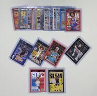 2020-21 NBA HOOPS SLAM COMPLETE SET 1-20 Kobe, Ja, Zion, Lebron