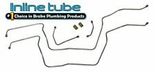 78-87 Buick Grand National T-type 200r4 6CYL Transmission Cooler Lines OE