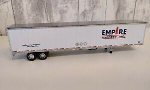 DCP Die Cast Promotions EMPIRE EXPRESS INC. 1:64 Scale 53' Trailer