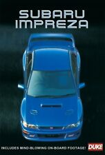 SUBARU IMPREZA STORY (2002) - The Turbo, WRC, P1, 22B, WRX, STi - NEW DVD
