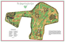 Garden City Golf Club 1899 - Devereux Emmet - Vintage Golf Course Map