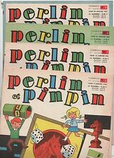 PERLIN PINPIN. Année 1964 lot de 42 numéros - Superbe état