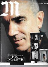 LE MAGAZINE DU MONDE N° 334--DANIEL DAY LEWIS/DOC SUR LE KOSOVO
