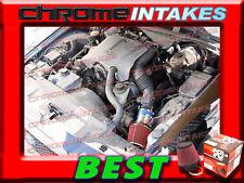 K&N+BLUE RED 96-02 FORD CROWN VICTORIA/TOWN CAR/GRAND MARQUIS 4.6L AIR INTAKE