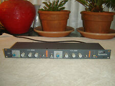 Symetrix 525, Dual Gated Compressor Limiter, Vintage Rack