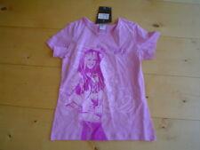 SO 2010- HANNAH MONTANA Camiseta, Rosa Antiguo Tallas gr.128-164