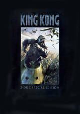 New ListingKing Kong (Dvd, 2011, 2 Discs, Special Edition) *Vg+ cond w/ insert*