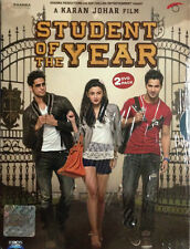 Student Of The Year SOTY - Official 2-Disc Edition DVD ALL/0 Special Features,
