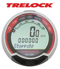 Compteur TRELOCK FC525 Universel velo moto scoot​er 11 fonctions NEUF