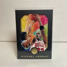 Michael Jordan 1995-96 Skybox E-XL Black #10