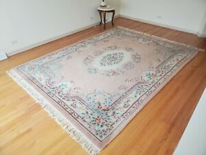 Chinese / Oriental Aubusson Style Rug