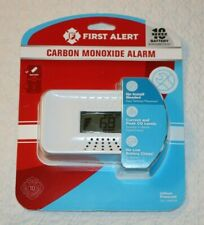 First Alert Carbon Monoxide Alarm/Detector With 10 Year Battery, New Package