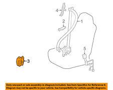 Lexus TOYOTA OEM 07-11 GS350 Front Seat Belt-Retractor Cover Left 7322430090