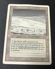 Tundra 3rd ed Edition Magic the Gathering Game MTG Dual Land Rare Played Card