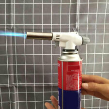Portable Lighter for Camp Ignition Butane Gas Flame Torch Welding Fire  ewrr
