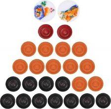 Hirvo Carom Coins 24 Pieces + 2 Striker  AU