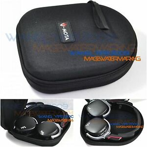 Generic Hard Carry Case Box Bag For Sony NWZ WH 303 505 Headset Headphone