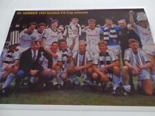 ST MIRREN FC 1987 SCOTTISH CUP FINAL IAN FERGUSON BILLY ABERCROMBIE ALEX SMITH