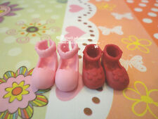 Doll Shoes ~ Middle Blythe Cute Doll Shoes 2PAIRS SET #M-108 NEW