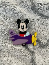 Disney Pin - Mickey in Airplane