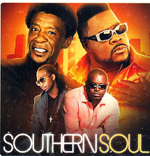 "TUCKA, SIR CHARLES, C WRIGHT- ""SOUTHERN SOUL"" MIX CD... SUMMER 2018... HOT!!"