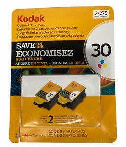 Genuine Kodak 30 Series Color Ink Cartridges 1 Pack Opened Package Read Desc