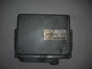 calculateur bosch 0261203617 MA3.0 9622677780 ( ref 1024)