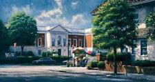 On The Boulevard by John Barber Richmond Va VMFA Virginia Museum Of Fine Arts