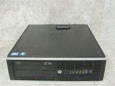 HP Elite 8200 SFF PC COMPUTER i5-2400 3.10ghz 4GB DVD-RW TESTED!