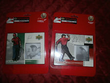 TIGER WOODS COLLECTION MAGNETIC PICTURE FRAME SET OF 2
