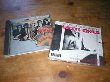 TRAVELING WILBURYS CD Vol 1 (1998) & 1990 Nobody's Child CD single (The Beatles)