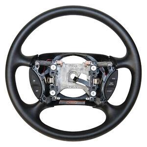 OEM NEW 1995-2003 Ford Ranger Black Vinyl Steering Wheel F87Z3600DAA