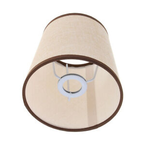 Linen Lamp Shade,Small Lampshade for Table Lamp and Floor Light Type 1