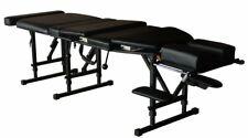 Refurbished Portable Folding Chiropractic Table Arena 180- Black #3