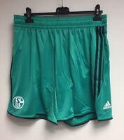 FC Schalke 04 - S04 Spielershort Short 2013 matchvorbereitet - NEU ! Größe XL