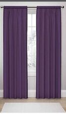 "IKEA thin curtains 2 panels 57x98"" Purple Window drapes decor VIVAN VIVIAN"