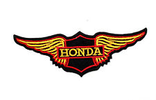 HONDA Wing Super Bike Motorcycles Sports racing Team Jacket Backpack Iron Patch