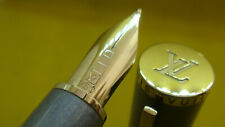stylo plume VUITTON Jet Line plume M 18k. N°62222